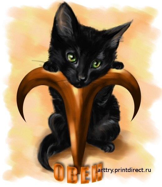 Какой кот подходит тебе по гороскопу